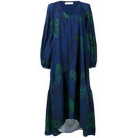 Borgo De Nor Vestido 'matilde' Assimétrico - Azul