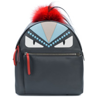 Fendi Mochila 'bag Bugs' - Grey