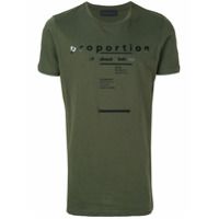 Diesel Black Gold Camiseta 'tyrone Pro' - Green
