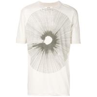 Damir Doma Camiseta Com Estampa - Branco