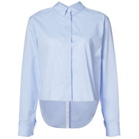 Rag & Bone Camisa Mangas Longas - Azul