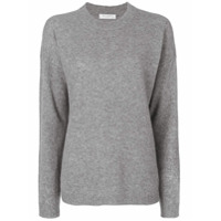 Equipment Blusa De Cashmere - Cinza