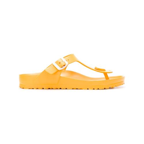 Imagem de Birkenstock Gizeh flip-flops - Amarelo E Laranja