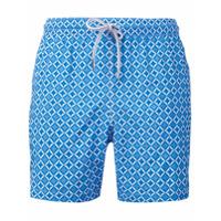 Capricode Shorts De Natação - Azul