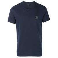 Belstaff Camiseta Mangas Curtas - Azul