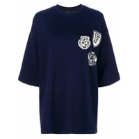 Fenty X Puma Camiseta Com Logo - Pink & Purple