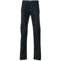 Burberry Calça Jeans Slim Fit - Azul