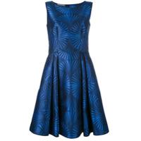 Alberta Ferretti Vestido 'abito' - Azul