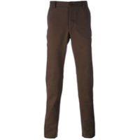 Al Duca D'Aosta 1902 Calça Chino Slim - Brown