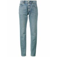 Balenciaga Calça Jeans 'tube' - Azul