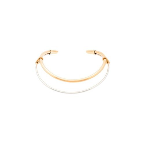 alexander-mc-queen-choker-double-raw-metallic