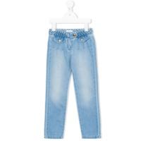 Chloé Kids Calça Jeans - Azul