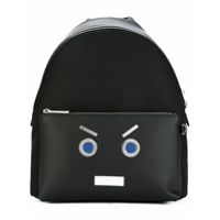 Fendi Mochila 'faces' - Preto