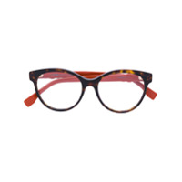 Fendi Eyewear Armação De Óculos - Preto