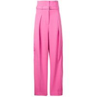 3.1 Phillip Lim Calça De Alfaiataria - Pink & Purple