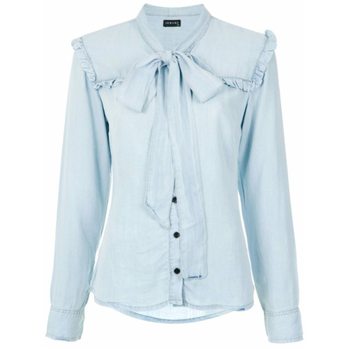 Iorane Camisa jeans Laço - Unavailable
