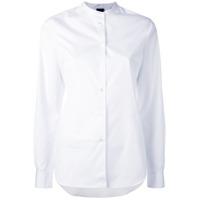 Aspesi Camisa Com Botões - Branco