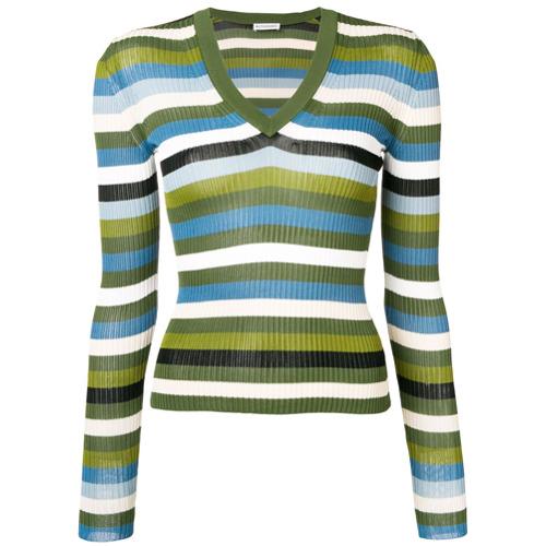 Imagem de Altuzarra Blusa de tricô slim - Green