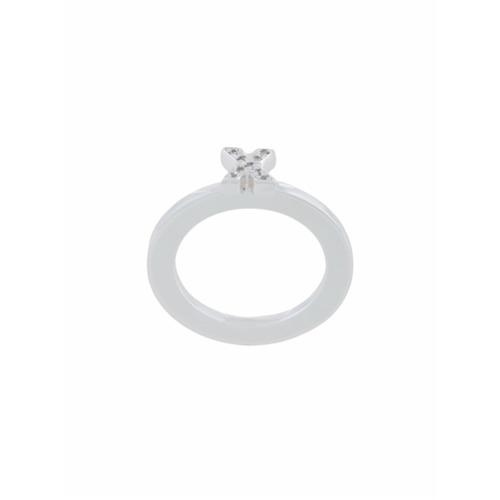 Imagem de Mehem Kit 2 anéis com zircônias - Metálico