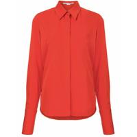Stella Mccartney Camisa 'didi' - Amarelo E Laranja