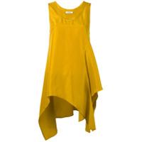 Dorothee Schumacher Blusa De Seda - Amarelo E Laranja