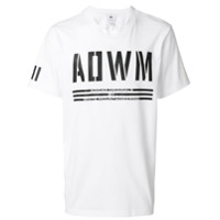 Adidas By White Mountaineering Camiseta 'wm' - Branco