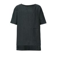 Alchemy Camiseta Decote Arredondado - Grey