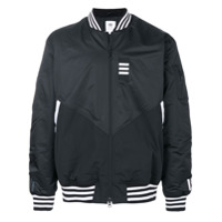 Adidas By White Mountaineering Jaqueta Impermeável - Preto