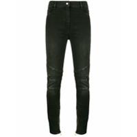 Balmain Calça Jeans Skinny - Grey