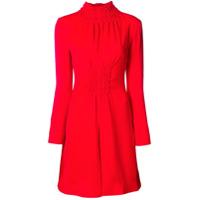 Aalto Vestido Gola Alta - Vermelho