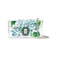 Dolce & Gabbana Clutch De Couro - Nude & Neutrals