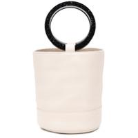 Simon Miller Bonsai 20 Bucket Bag - Branco