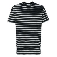 Carhartt Camiseta Listrada - Preto