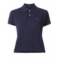 Polo Ralph Lauren Camisa Polo Com Logo - Azul