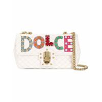 Dolce & Gabbana Bolsa Tiracolo 'lucia' - Branco