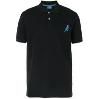 Ps By Paul Smith Camisa Polo Mangas Curtas - Preto