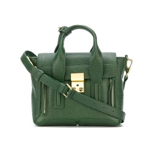 Imagem de 3.1 Phillip Lim Bolsa tote 'Pashli' de couro - Green