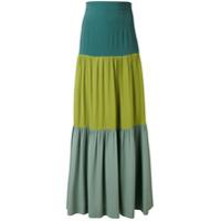 Erika Cavallini Saia Color Block - Green