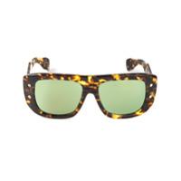 Dita Eyewear Óculos De Sol 'dita' - Brown