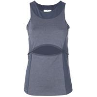 Adidas By Stella Mccartney Regata 'yoga Comfort' - Grey