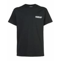Dreamland Syndicate Camiseta Com Logo - Preto