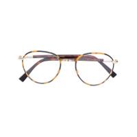 Cutler & Gross Óculos Aviador - Brown