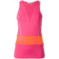 Adidas By Stella Mccartney Regata Cropped - Pink & Purple