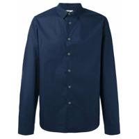 Ps By Paul Smith Camisa Mangas Longas - Azul