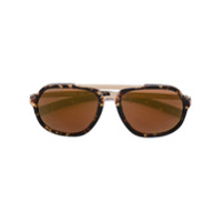 Dsquared2 Eyewear Óculos De Sol 'cody' - Brown