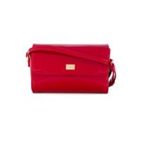 Dolce & Gabbana Kids Bolsa Tiracolo 'escpae' - Vermelho