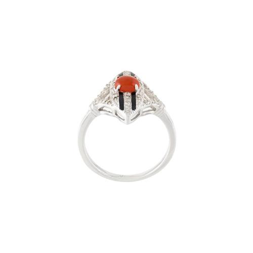 Imagem de V Jewellery Anel 'Scarlett' - Metallic