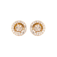 Astley Clarke Brincos Modelo 'icon Aura' Em Ouro 14K - Metallic