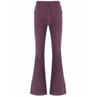 Pop Up Store Calça Flare - Pink & Purple