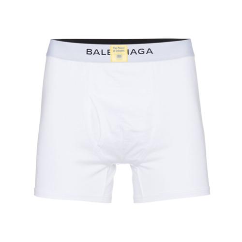 Imagem de Balenciaga Cueca boxer - Branco